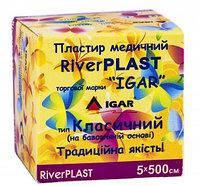 Пластырь классический 5х500см, RiverPlast