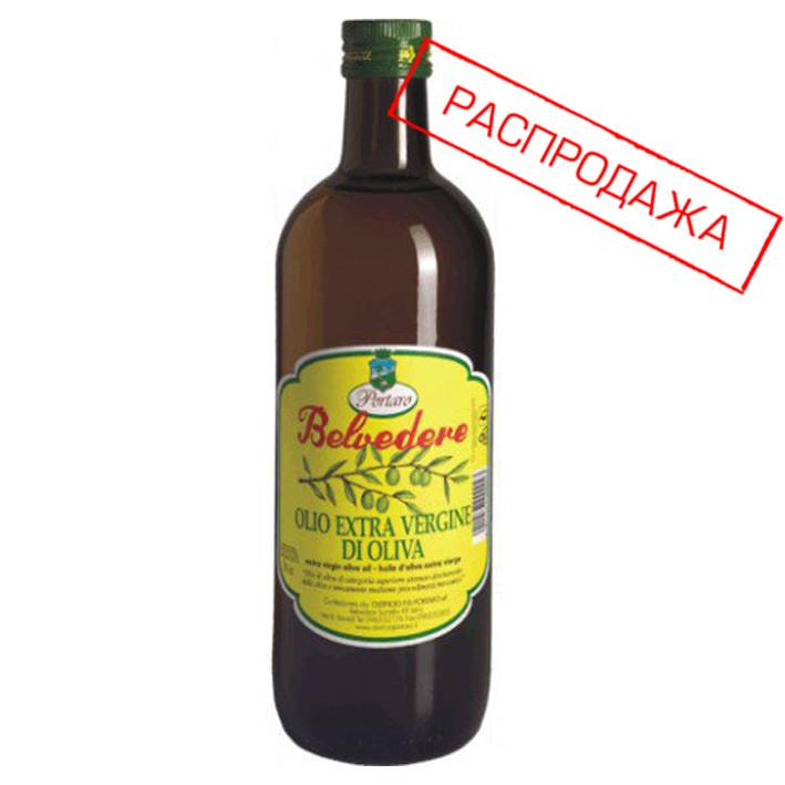 Оливковое масло 1л Belvedere olio extravergine di oliva