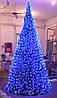 Светодиодная ёлка интерьерная конусная новогодняя