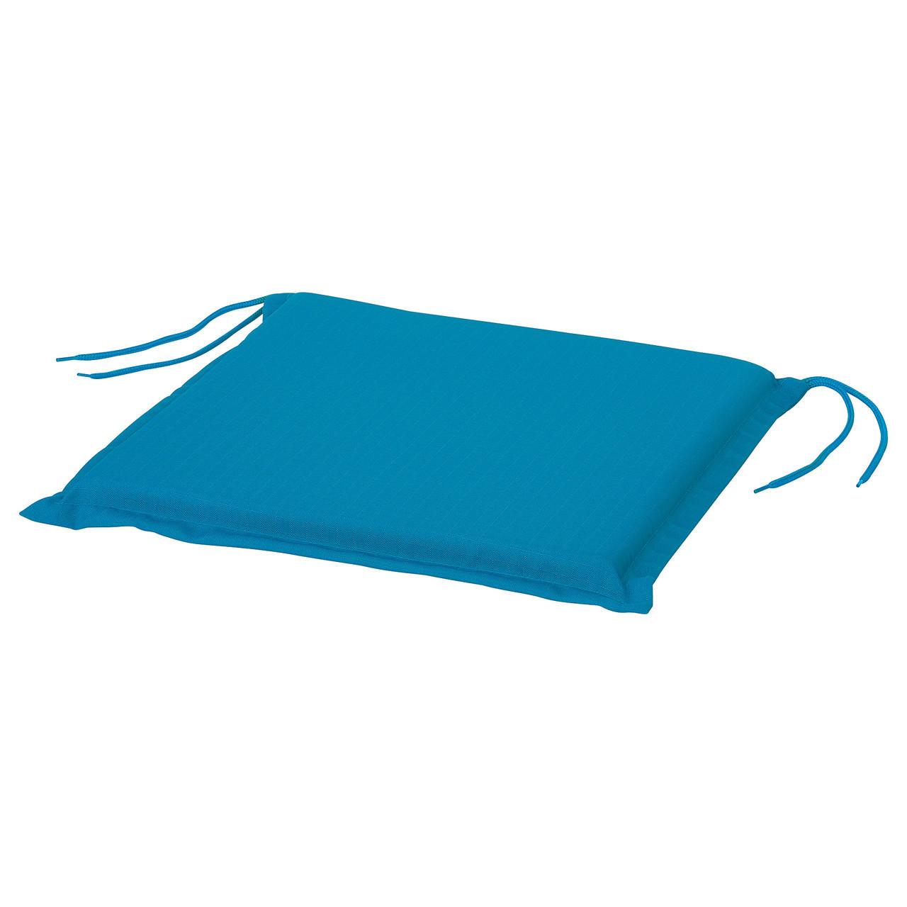 IKEA NASTON Подушка для садового кресла, синий  (104.257.29)