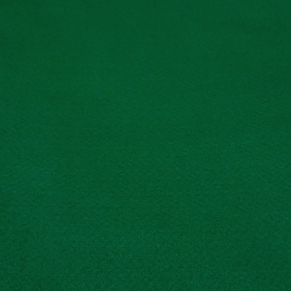 Фетр корейский мягкий 1.2 мм, 55x30 см, ТЕМНО-ЗЕЛЕНЫЙ