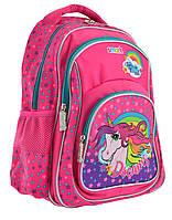 Рюкзак школьный 556803 smart для девочки