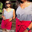 Женские стильные шорты с завышенной талией, фото 8