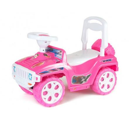 Детский автомобиль толокар.Детская машинка толокар для девочек.Каталка толокар джип.