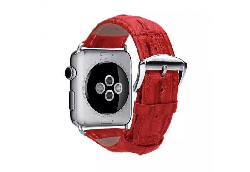 Ремешок Baseus для смарт-часов Apple Watch 42mm Красный (AL807_42mm)