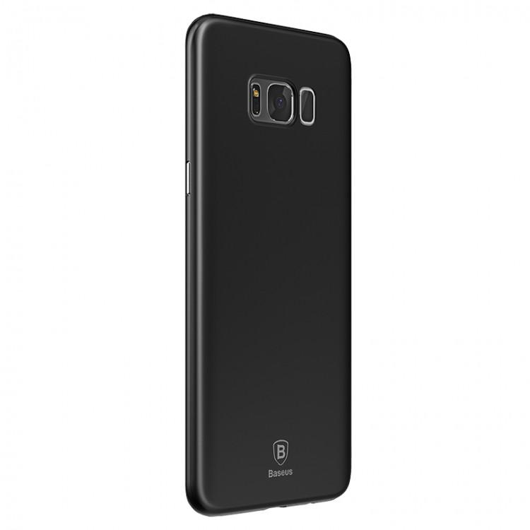 Чехол Baseus Wing Case для Samsung Galaxy S8 Black (WISAS8-A01)