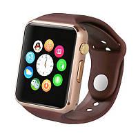 Умные часы Smart Watch A1 Gold Brown (SWA1GBR)