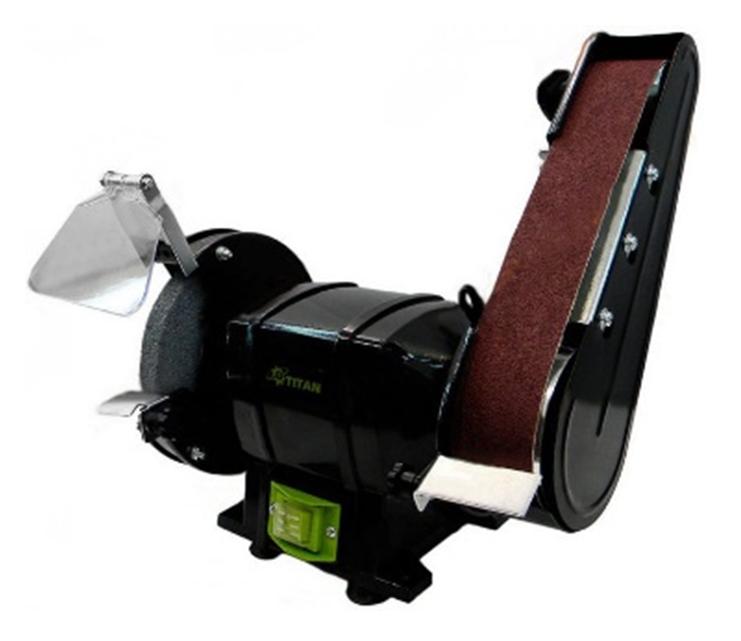 Точильно-шлифовальный станок Титан KTSM150 (250 Вт)