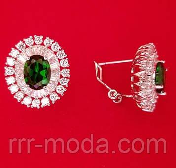 Купить бижутерию с кристаллами Сваровски (Swarovski) .253