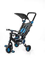 Galileo - Трехколесный велосипед Strollcycle (Black & Blue), фото 1