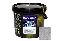 Декоративная штукатурка Эльф-Декор Illusion Crystall 5кг