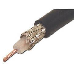 Коаксиальный кабель RG-58U (10 м) 50 Ом