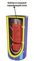 Бак комбинированный с бойлером и двумя теплообменниками STBN-В2