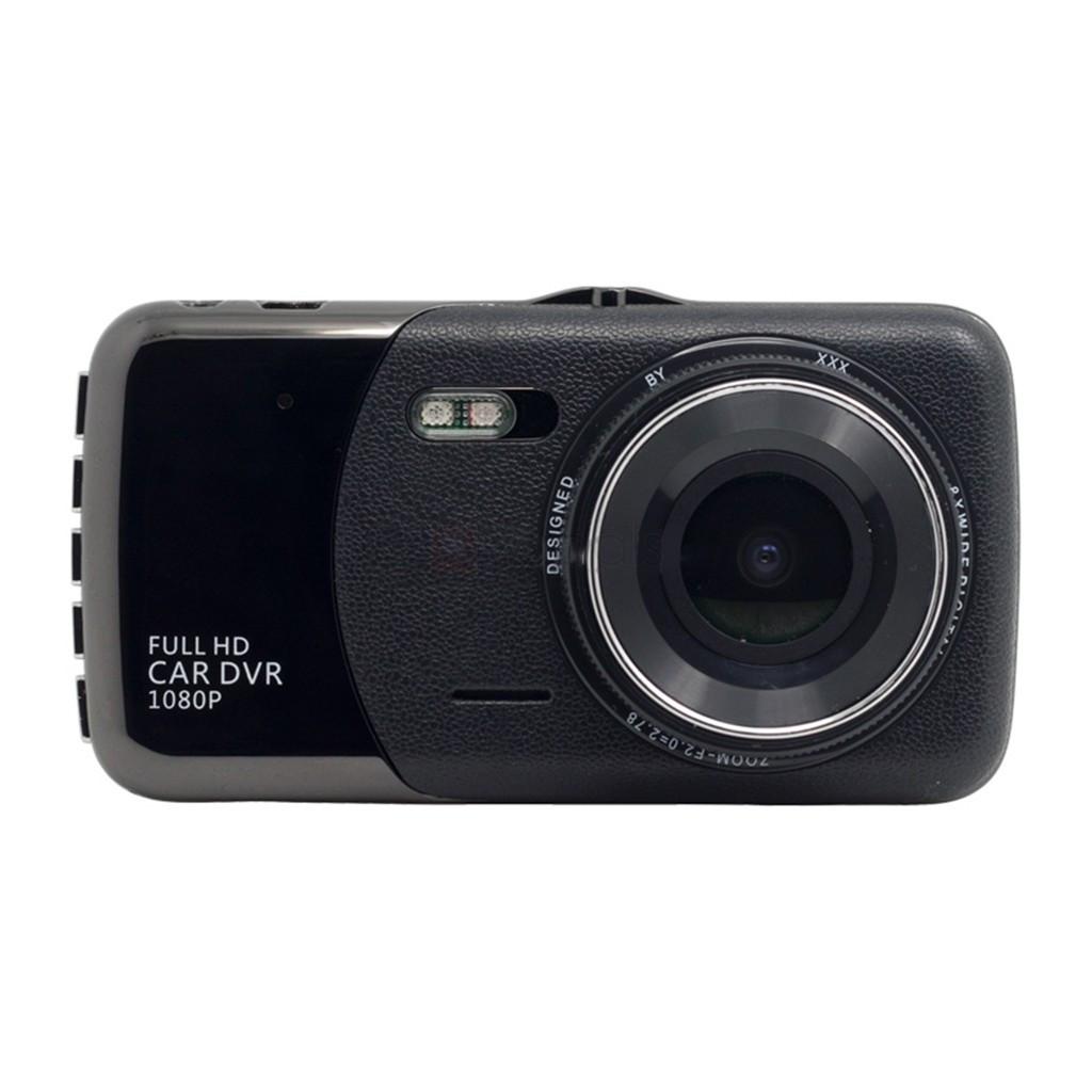 Видеорегистратор Noisy DVR T652 Full HD с выносной камерой заднего вида (hub_3sm_510618518)