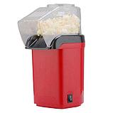 Апарат машина для попкорна VOLRO Snack Maker GPM-810 Red (vol-127), фото 3