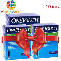 Тест-полоски One Touch Select №50 10 упаковок