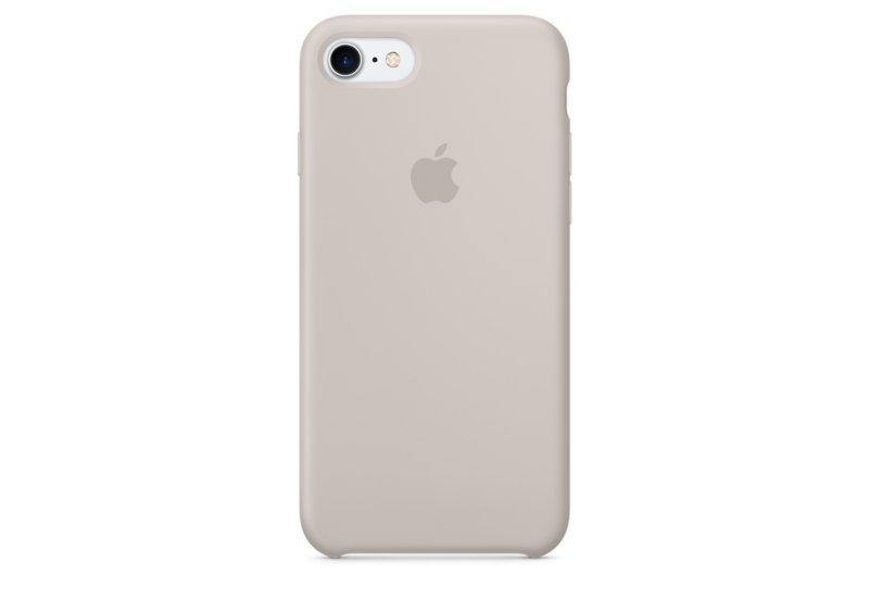 Силиконовый чехол Grand для iPhone 7/8 Stone (AL1461_8)