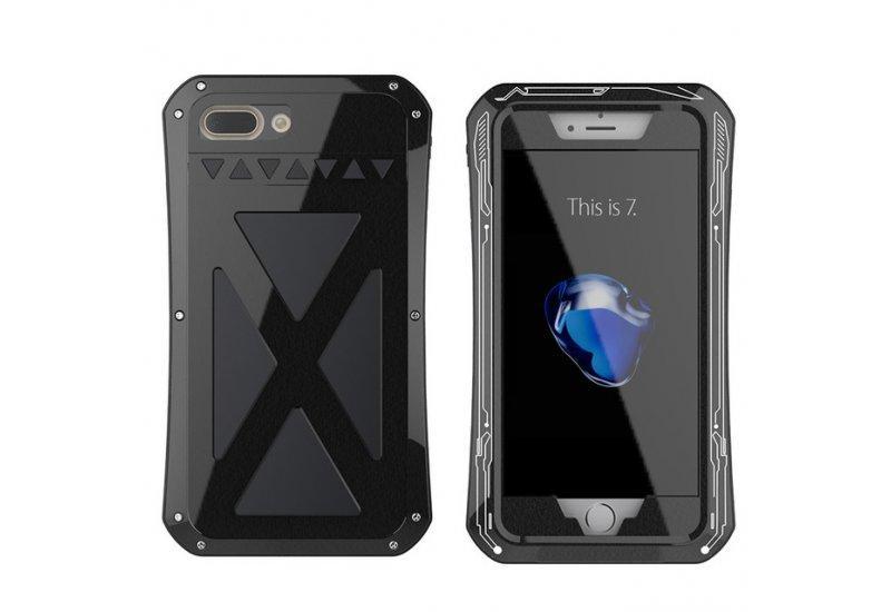 Чехол R-JUST для iPhone 7/8 противоударный X-MEN Black (AL1318_8)