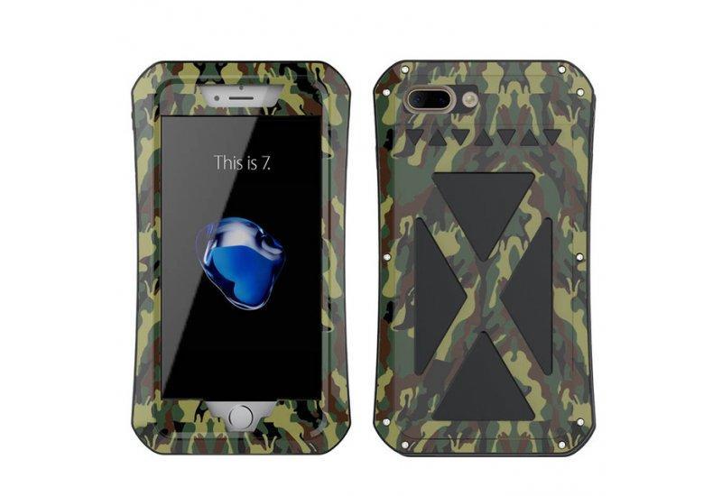 Чехол R-JUST для iPhone 7/8 противоударный X-MEN Green (AL1319_8)