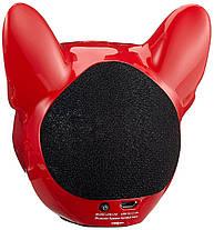 Мини Колонка Aero bull USB Bluetooth AUX 3.5 S3, фото 3
