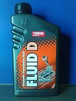 Трансмиссионное масло Teboil Fluid D (1л.)