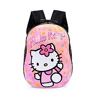 Детский рюкзак Traum жесткий с рисунком Hello Kitty