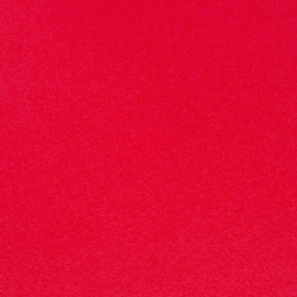 Фетр корейська жорсткий 1.2 мм, 22x30 см, ТЕМНО-ЧЕРВОНИЙ 842
