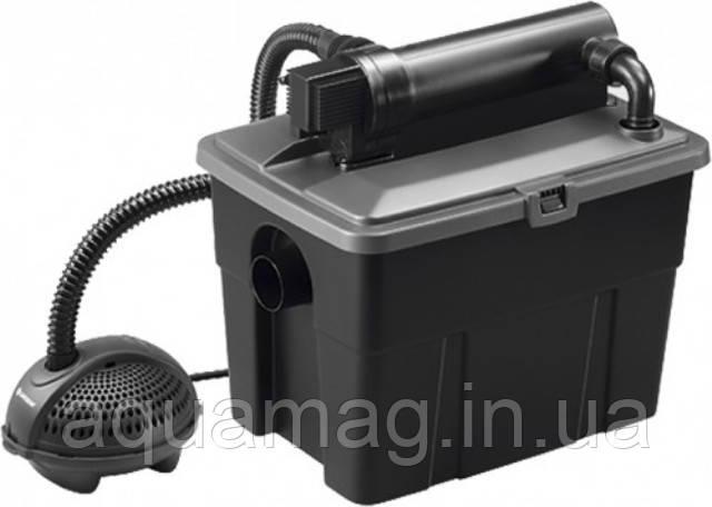 Проточный фильтр Pontec MultiClear Set 8000 для пруда, водопада, водоема, каскада