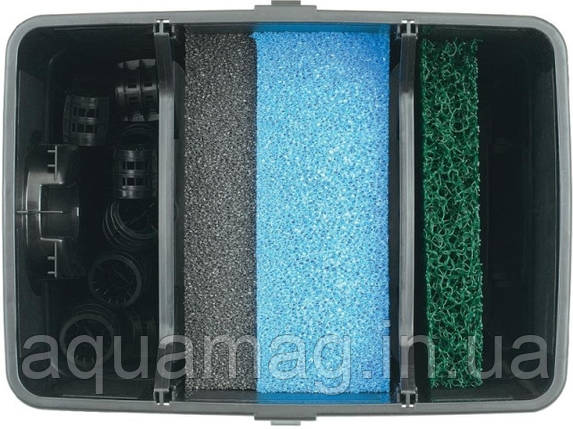 Проточный фильтр Pontec MultiClear Set 8000 для пруда, водопада, водоема, каскада, фото 2