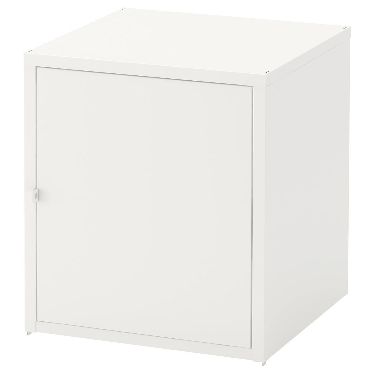IKEA HALLAN Шкаф, белый  (503.637.29)