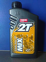 Масло для 2-тактных двигателей Teboil 2T Mix (1л)