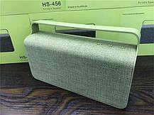 Портативная Bluetooth колонка HS-456, фото 3