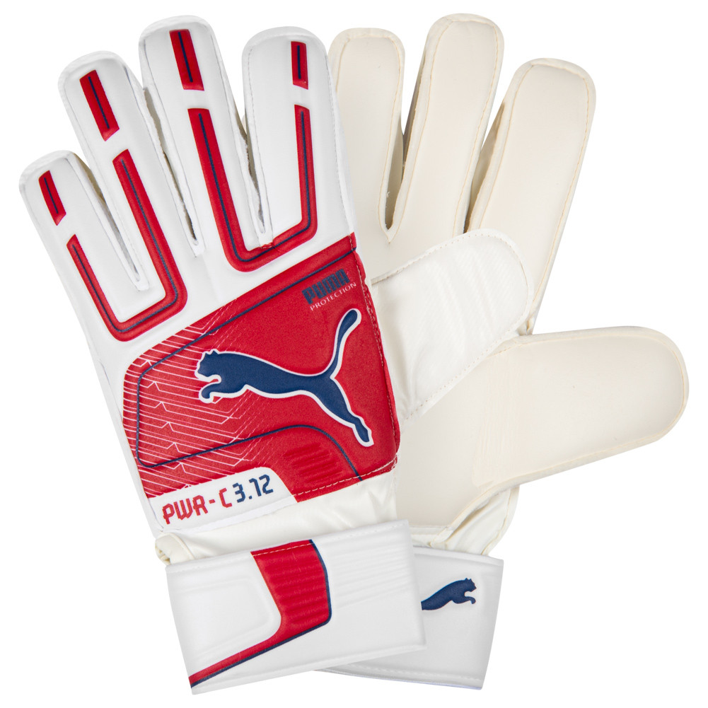 Вратарские перчатки Puma Power Cat 3.12 Protect (040811-03) - Оригинал