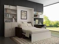Шкаф-кровать трансформер с диваном 194