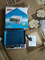 Весы торговые Opera Digital YZ-218 50кг 6V