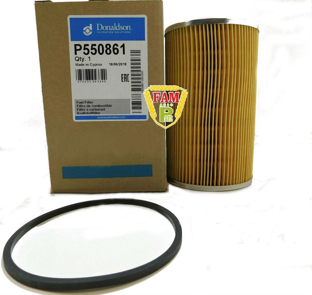 Фильтр топливный  P550861 Donaldson,133602 Claas