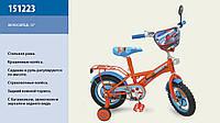 """Велосипед детский двухколесный 12"""" 151223 Летачки"""