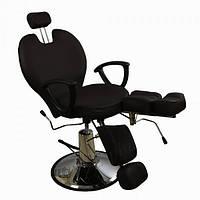 Гидравлическое педикюрное кресло ZD-346 (черное)