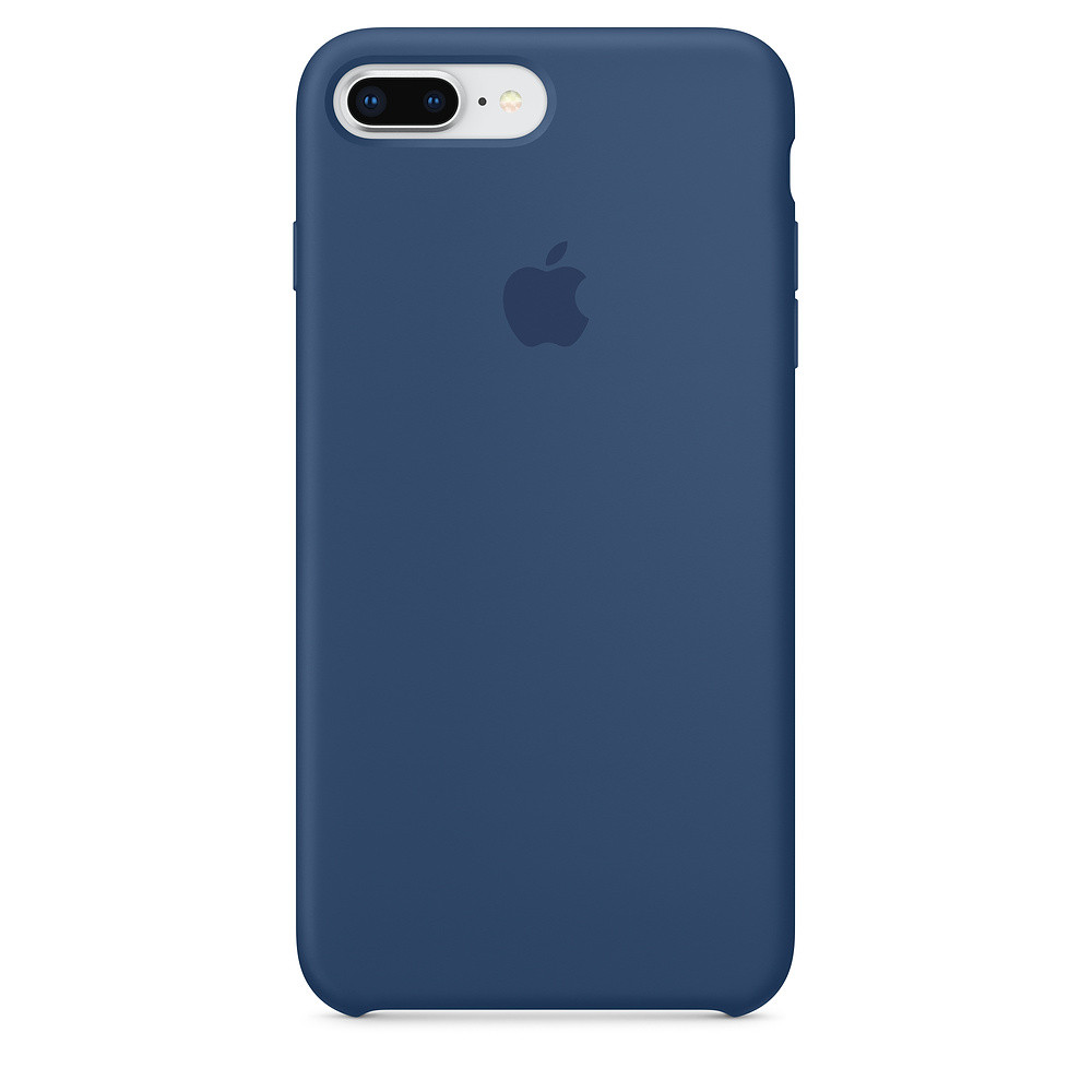 Силиконовый чехол Grand для iPhone 7 Plus/8 Plus Midnight Blue (AL1456_8_Plus)