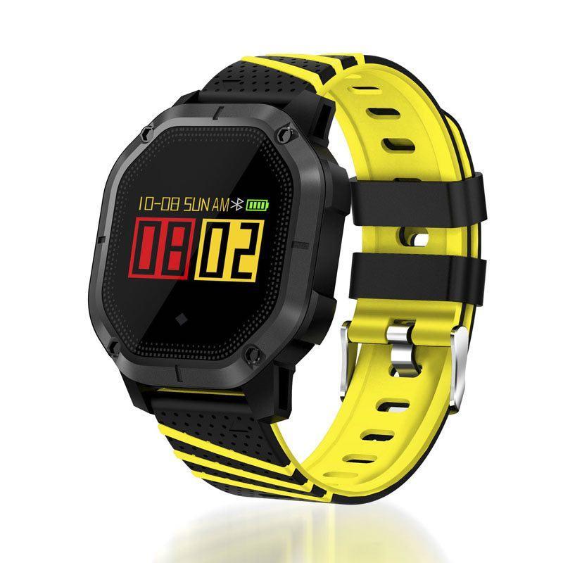 Умные часы Smart Watch K5 Sport Waterproof IP68 Yellow (SW000K5Y)