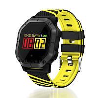 Умные часы Smart Watch K5 Sport Waterproof IP68 Yellow (SW000K5Y), фото 1