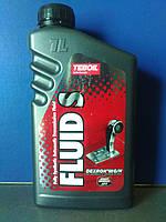 Трансмиссионная жидкость Teboil Fluid S (1л.) класса Dexron IIIG/IIIH для автоматических трансмиссий