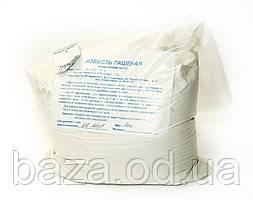 Вапно гашене (Вапняне тісто) супер біле 4 кг