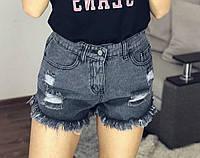 Женские шорты коттоновые