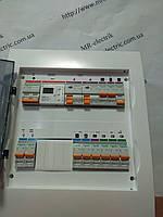 Щит электрический (распределительный), сборка щита, модель: CLASSIC 50А Улучшенная