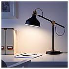 IKEA RANARP Наcтольная лампа, черный  (503.313.85), фото 2