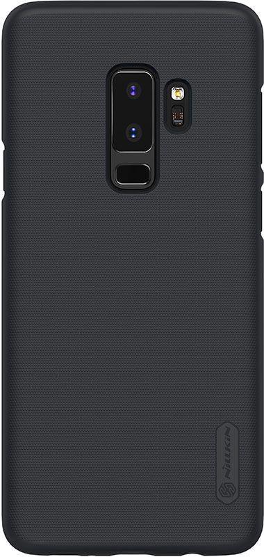 Чехол Nillkin Super Frosted Shield для Samsung Galaxy S9 Plus G965FZ Black (CaseNS5)