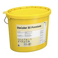 StoColor Sil Premium 15 л., силикатная краска для интерьера
