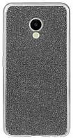 Чехол TOTO TPU Case Rose series Meizu M5C Black (MzM5C)