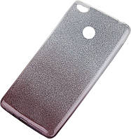Чехол TOTO TPU Case Rose series Gradient 3 IN 1 Xiaomi Redmi 4x Black (R4xBl)